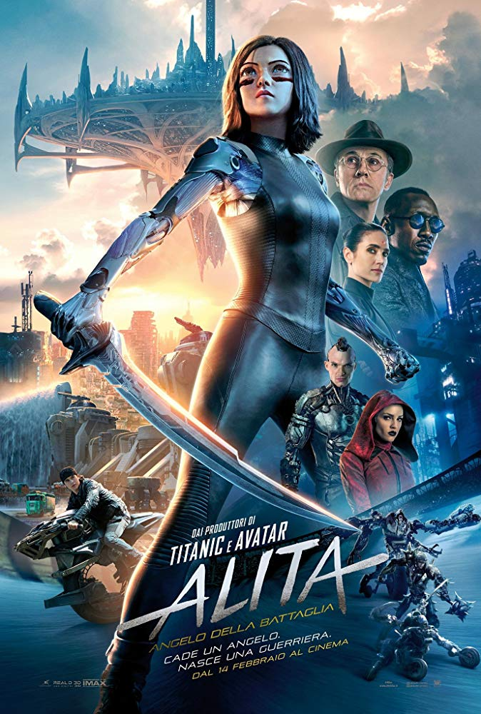 Alita Battle Angel 2019 HD 480p 720p 1080p