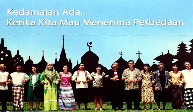 Alasan ini Bukti Indonesia Sangat Toleran 5 Alasan ini Bukti Indonesia Sangat Toleran, jadi Kurang Toleran Apa Indonesia?