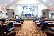 Sidang Paripurna DPRD Manado Bahas KUA-PPAS Tahun 2021
