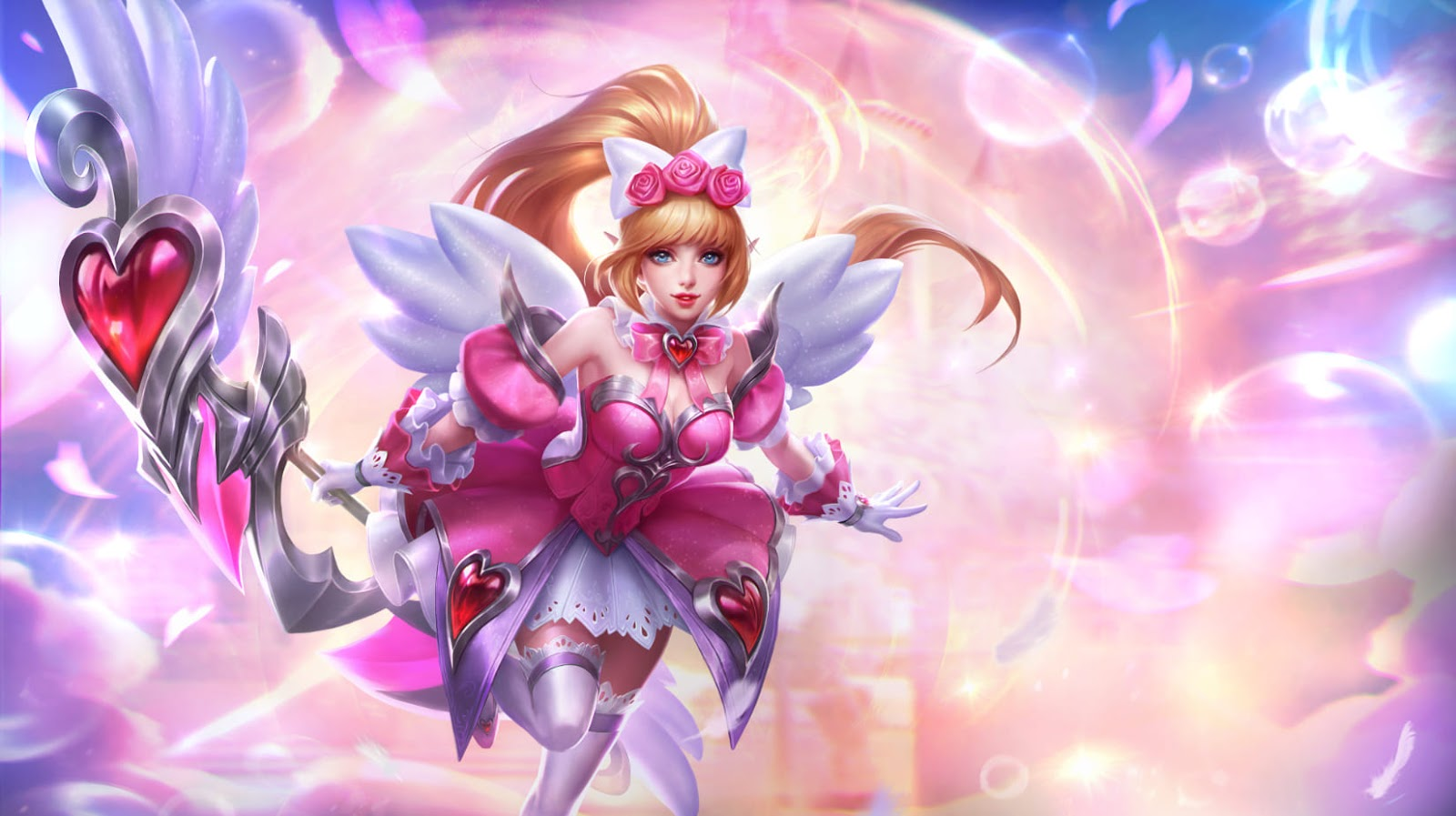 Wallpaper Miya Sweet Fantasy Skin Mobile Legends HD for PC