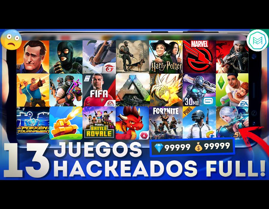 Top 13 Juegos Hackeados Para Android 2018 Mejores Juegos Hackeados