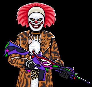 Bad joker Pubg Wallpaper image