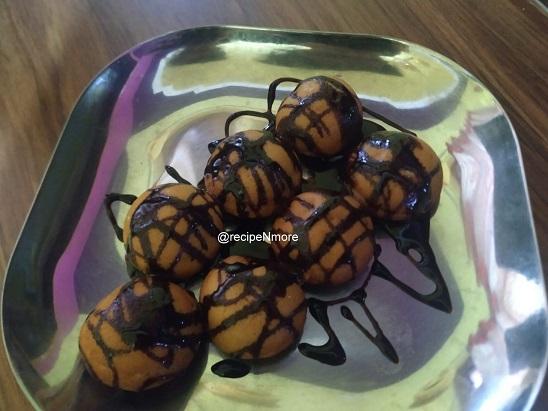 मिनी पॅनकेक (अंड्यविना) | Eggless Mini pancakes recipe in marathi