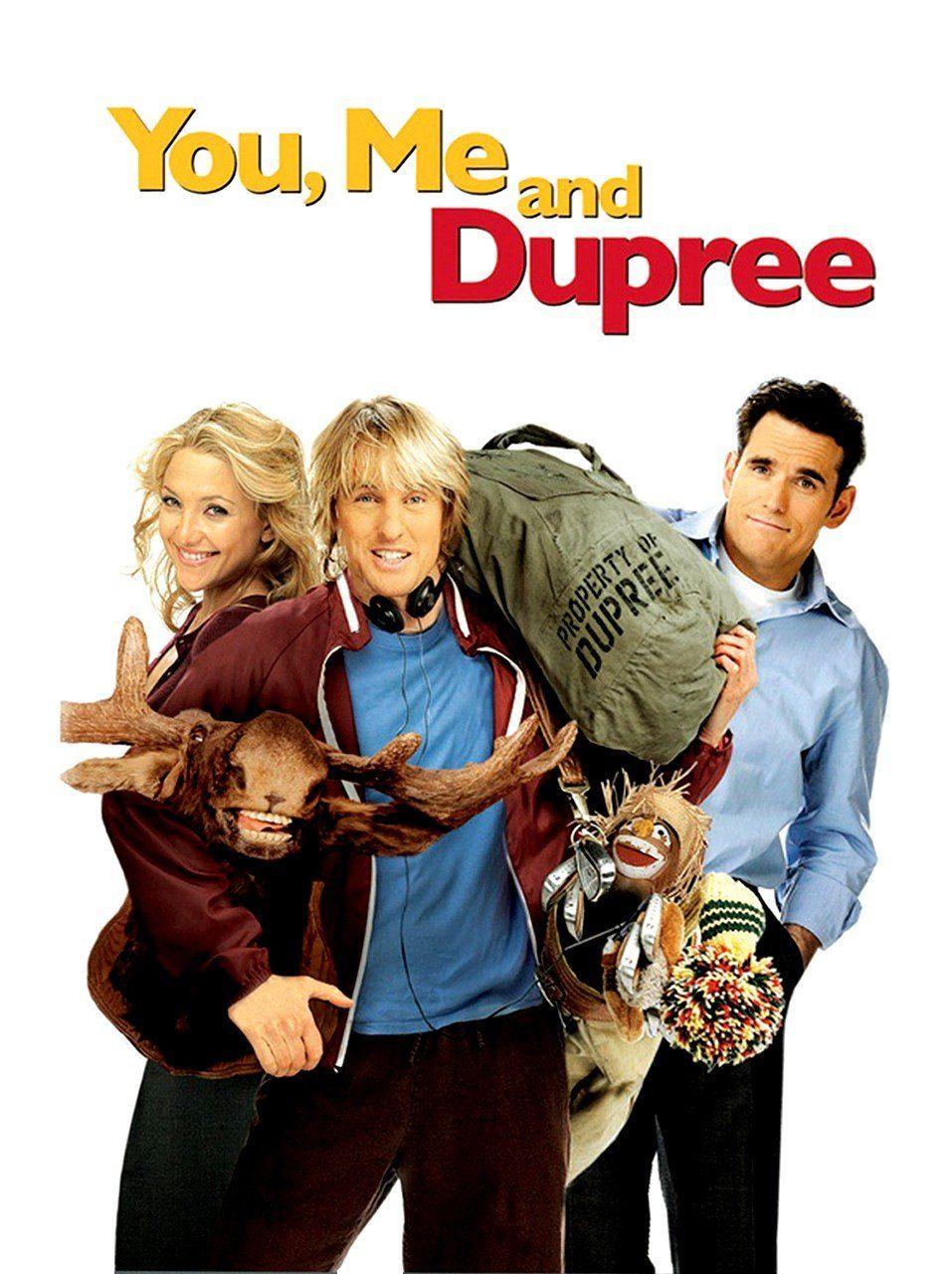 You, Me and Dupree (2006) Dual Audio BluRay 1080p [Hindi ORG – English] ESubs