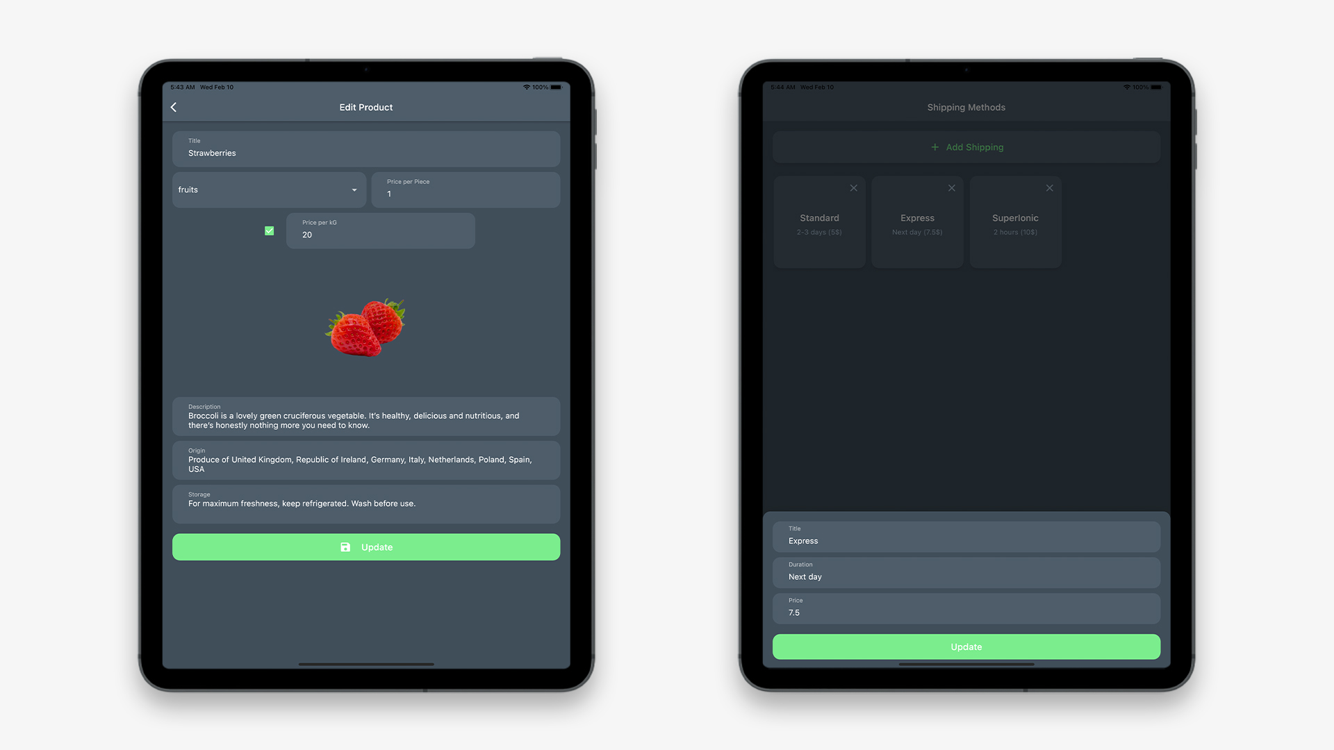 Flutter Grocery: Full Android + iOS eCommerce App - 26