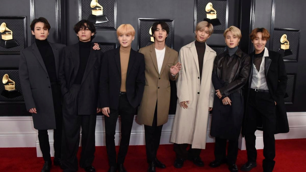 BTS is Nominated For The 2021 'Grammy Awards'
