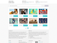 Catalogspot K2 E-Commerce Blogger Template