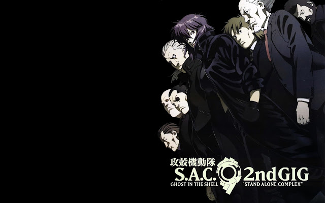 Ghost In The Shell S.A.C. 2nd GIG (26/26) (122MB) (HDL) (Sub Español) (Mega)