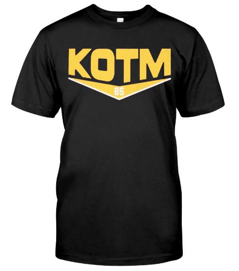 George Kittle KOTM 85 Shirt Hoodie Sweatshirt. GET IT HERE