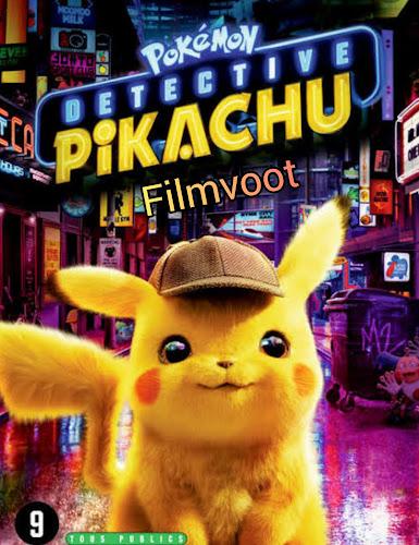 Pokemon Detective Pikachu (2019) full movie in dual audio(hindi+English)