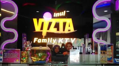 Harga Room Inul Vizta Bengkulu Karaoke Keluarga