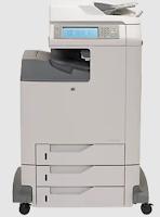 Télécharger Hp Color LaserJet 4730 Pilote