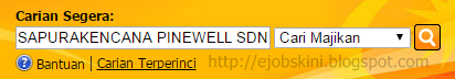 Jawatan Kosong SapuraKencana Pinewell Sdn Bhd Mac 2017