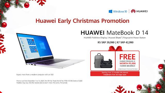 Huawei D14 Laptop Gizmo Manila