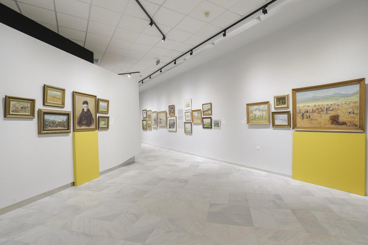 Ανοιχτή ξενάγηση για το κοινό στη Μόνιμη Έκθεση της Συλλογής Κατσίγρα με τίτλο «Επανασύνδεση - Ο τόπος, η Ιστορία, οι Άνθρωποι στη Συλλογή Κατσίγρα»