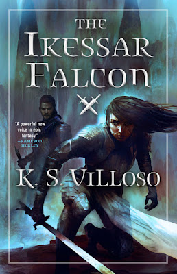 the ikessar falcon by k. s. villoso