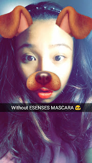 EVANY SENSES WATERPROOF MASCARA