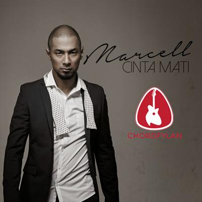 Lirik dan chord Cinta Mati - Marcell
