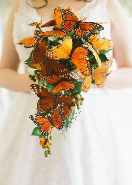buques-criativos-e-divertidos-para-casamentos-originais-buque-de-borboletas