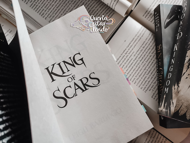 Resenha: King of Scars - Leigh Bardugo