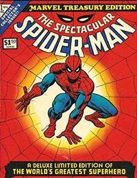 Read Marvel Treasury Edition comic online