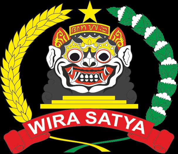 Download Logo Korem 163 Wira Satya Denpasar Bali PNG