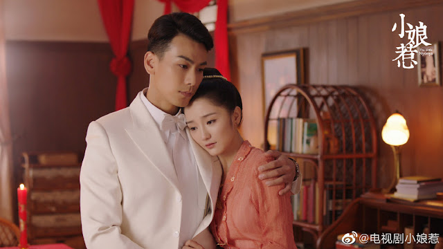 Chinese Remake of Singaporean Drama The Little Nyonya Stars Shane Xiao and Ryan Kou