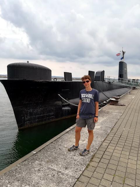 Sassnitz - okręt podwodny