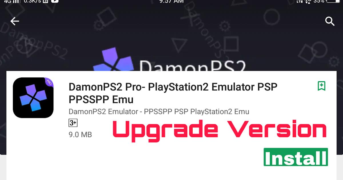 damon ps2 pro apk cracked 2.0