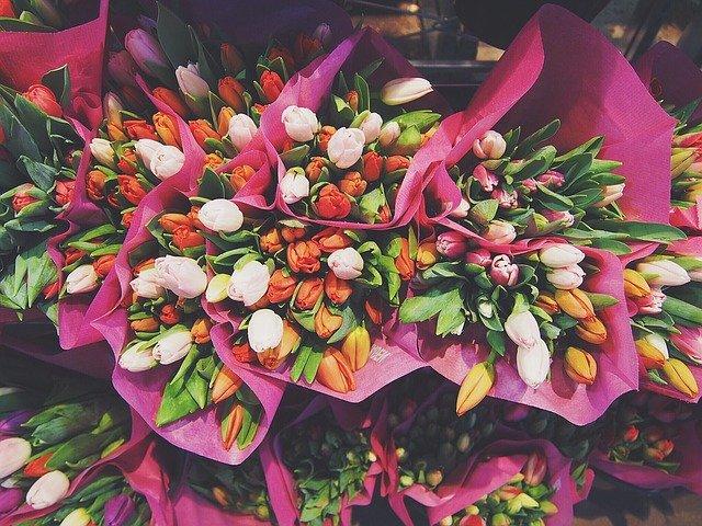 Livraison paris de fleurs