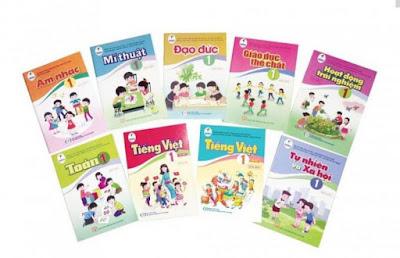 Thu Hồi Sách Tiếng Việt lớp 1 Cánh Diều