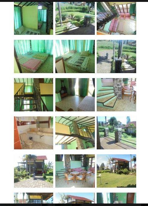 Sewa Villa Istana Bunga Blok S No 8 Lembang