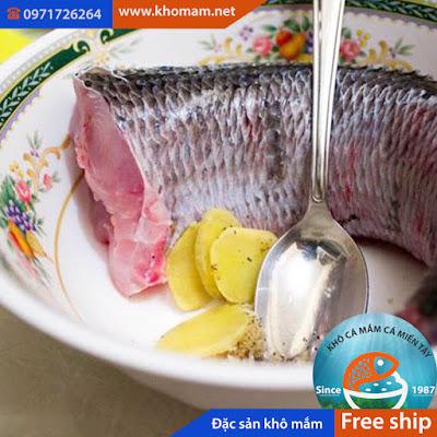 Sơ chế thịt cá lóc (cá quả)