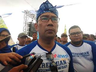 Gubernur Jabar, Ridwan Kamil