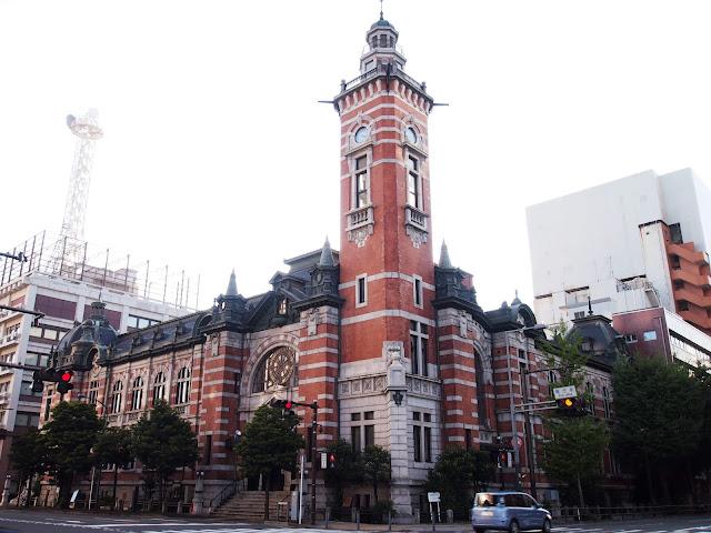 横浜 開港記念会館
