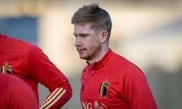 De Bruyne admits it will be 'so hard' to win 5 trophies with Man City & Belgium