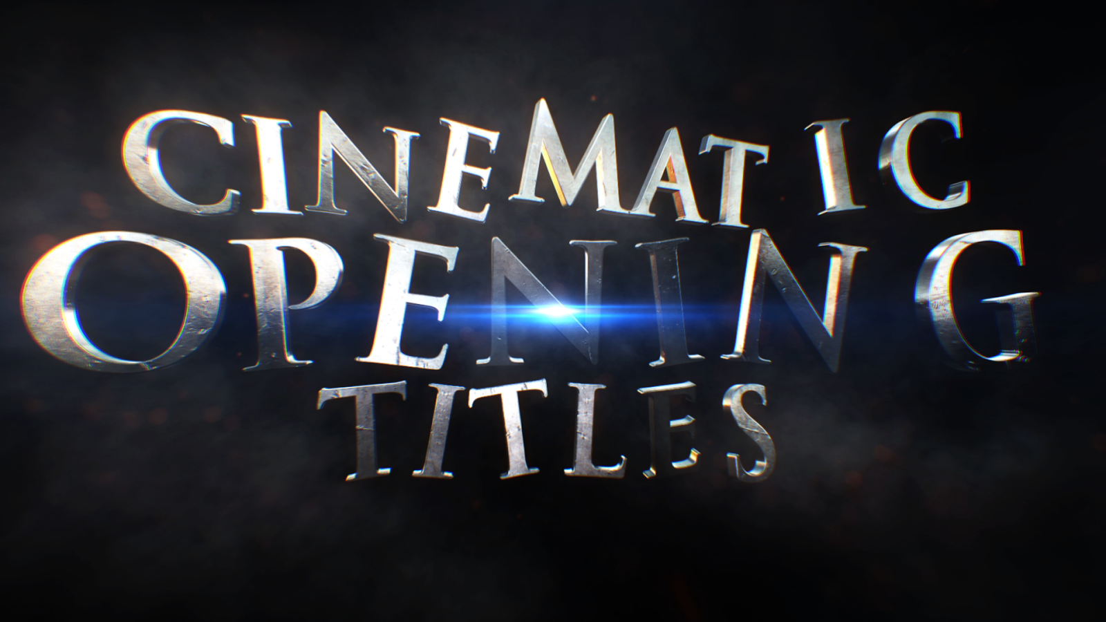 After Effects Template - Cinematic Opening Titles - gosharemore ... for after effects templates free download zip  186ref