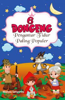 Buku Cerita, Dongeng, Novel dan Fiksi Untuk Perpustakaan Desa