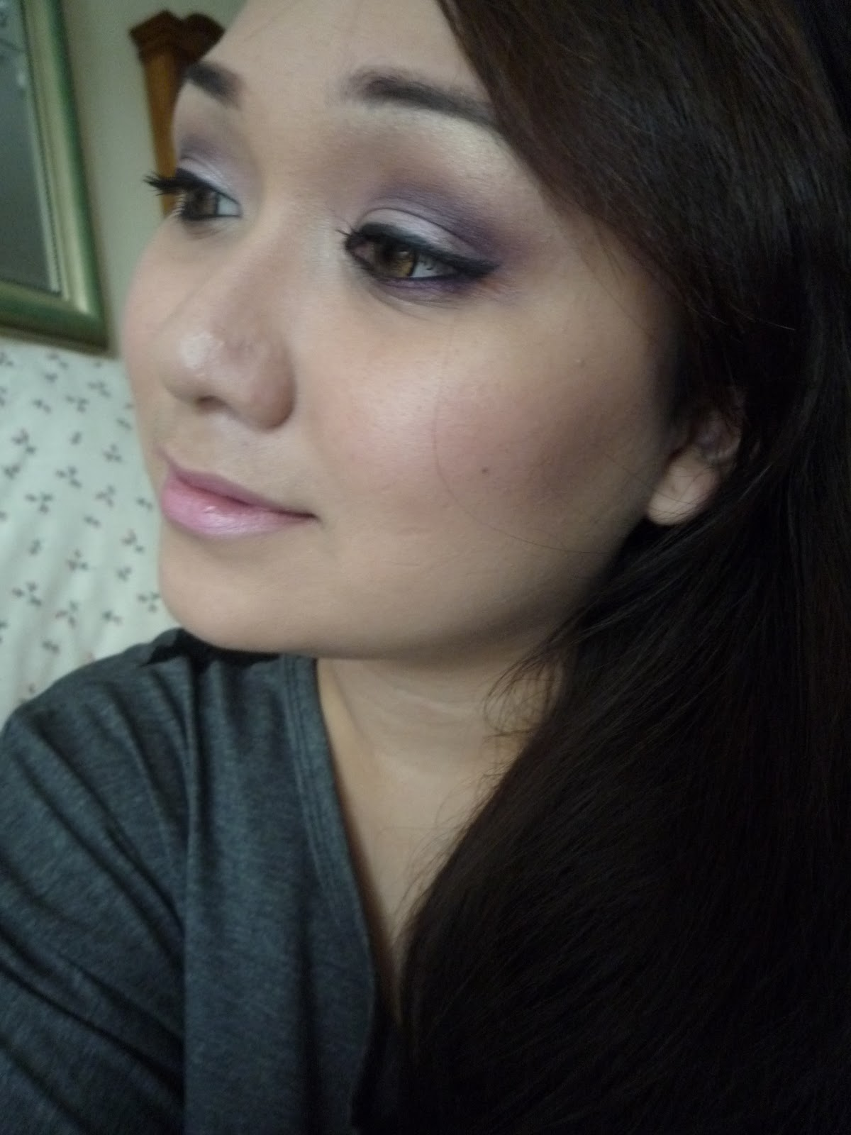 Beautybuzz Fotd Quot Valentine Rose Quot Make Up Looks