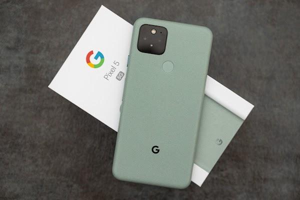 Smartphone Google Pixel 5 Pesaing Samsung Dengan Kamera Bagus