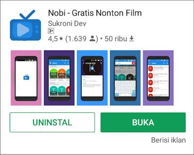 Cara Nonton Film Berbayar di Play Store Secara Gratis