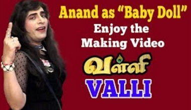 "Anand as ""Baby Doll"" – Making Video 