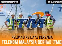 Jawatan Kosong di Telekom Malaysia Berhad (TMB)