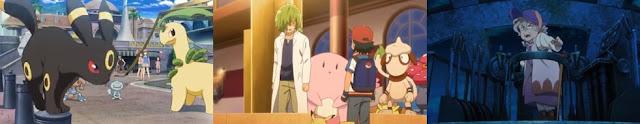Pokémon - Temporada 21 - Pelicula: El poder de todos