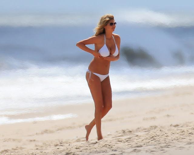Hot girls Kate Upton super sexy queen Panties 2