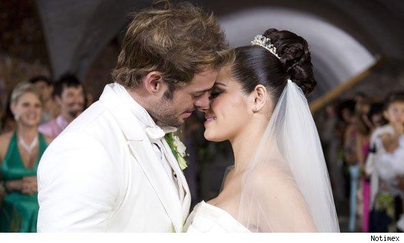 the luixana blog: William Levy y Maite Perroni se despiden ...