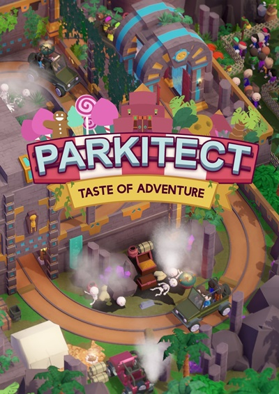โหลดเกมส์ Parkitect - Taste of Adventure