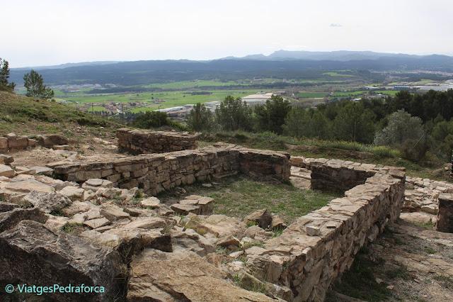 ruta arqueològica i medieval pel Bages, Sallent, Catalunya, arqueologia, patriomoni cultural,