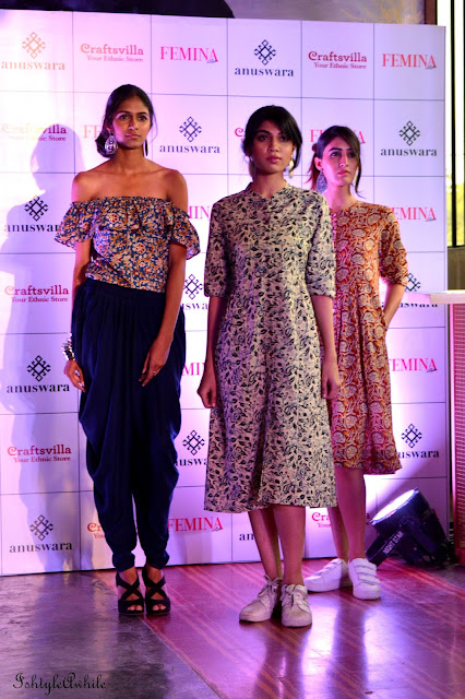 Launch of Anuswara by Craftsvilla and Femina India