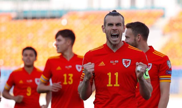 ملخص واهداف مباراة ويلز وبيلاروسيا (3-2) تصفيات كاس العالم